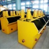 Flotation Machine For 2000TPD Rock Gold Mineral Processing Equipment Russia