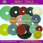 "4""(100mm) Diamond Polishing Pads for stones, concrete"