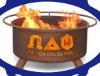 outdoor Omega Delta fire stoves
