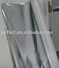 aluminum foil coated with nonwoven fabric or bubble or foam for heat insulation