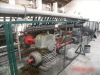 Machine for producing steel wool