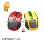 Solar Mouse, Wireless Mouse
