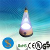 12 white led mini camping latern handlight