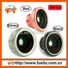 Lens for HTC/Nokia/iPhone/Samsung/Blackberry Magnetic Wide 180 Fish Eye