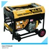 High Efficiency Portable Diesel Generator 2KW CE Approved