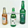 High performance vacuum metallized paper for beer label
