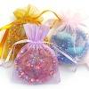 Eco-friendly fashion jewelry bag