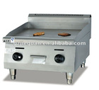 Stainless Steel Gas griddle(GH-24) --Commercial Equipment