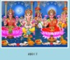 lenticular plastic 3d pictures indian god