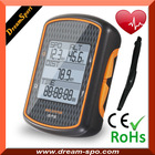 GPS bicycle computer with ANT+2.4G high transimitter, Altimeter,Cadence(DCY-180P)
