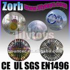 <lilytoys> inflatable floating zorb ball,inflatable human balls