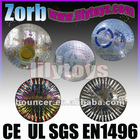 <lilytoys> inflatable floating zorb ball,inflatable human balls