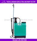 16L knapsack hand PE sprayer for agriculture use