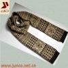 KNIT SCARF 1227 new fashion scarf,100% acrylic knitting cscarf