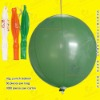 inflatable latex punch balloon for kids