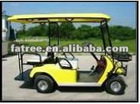 4 person pure electric golf cart,2012 new model, ce approved
