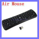 2 in 1 TV Remote Control Keyboard For Smart TV Air Mouse