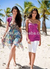2013 fashion women colourful swimwear