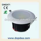 40W 6 inches COB LED Reccessed downlights