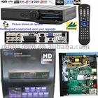 Original ORTON HD X403p MPEG4 H.264 satellite receiver dvb-s2 linux