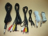 DC and Video Cable Assembly
