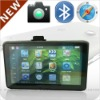 D051 - 5 inch car black box with gps Bluetooth HD800*480