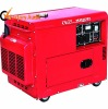 portable diesel generator with CE