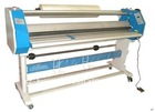 China auto hot/cold lamination with stand 1600mm 63''
