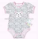 Hot sell 100% cotton embroideried designer clothes baby