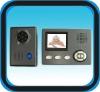 3.5 Inch Wireless Digital Video Door Phone