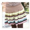 2010 lady fashion skirt