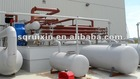 2012used tire recycling machine for oil with ISO9001