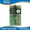Solar water heater controller PCBA