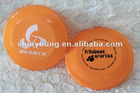 Dog flying disc With Screw Thread