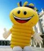 2012 hot sale fashion cute inflatable cartoon toy