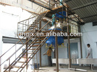 hot sale adhesive granules production line