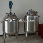 electric / steam heating mixing tank