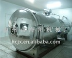 Vacuum freeze-drying machine