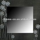 8 Leather Mirror