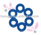 silicone rubber o-ring/washer (silicone rubber products)