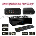 Network High-Definition Media Player HDD Player based on RealTeak RTD1073 with BTDownloder /NetNAS
