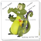 where is my water talking saving tank Swampy funny money saving box