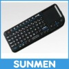 Mini Wireless Bluetooth keyboard 2.4GHz for PC, Smart Phone, Conference
