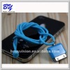 Hot Item Colorful Silicone Lanyard for iPhone 4S