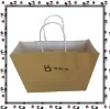 logo printed packaging paper bags