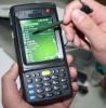 handheld wireless barcode terminal