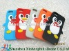 2012 fashion silicone case for iphone 5