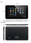 MID-1010 Android 4.0 10inch Capacitive Tablet PC with BOXCHIP A10 ARM Cortex A8 1.5Ghz