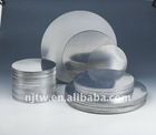 metal wrapping use aluminium circle