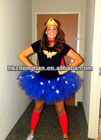 2012new style hot sale woman super hero costume